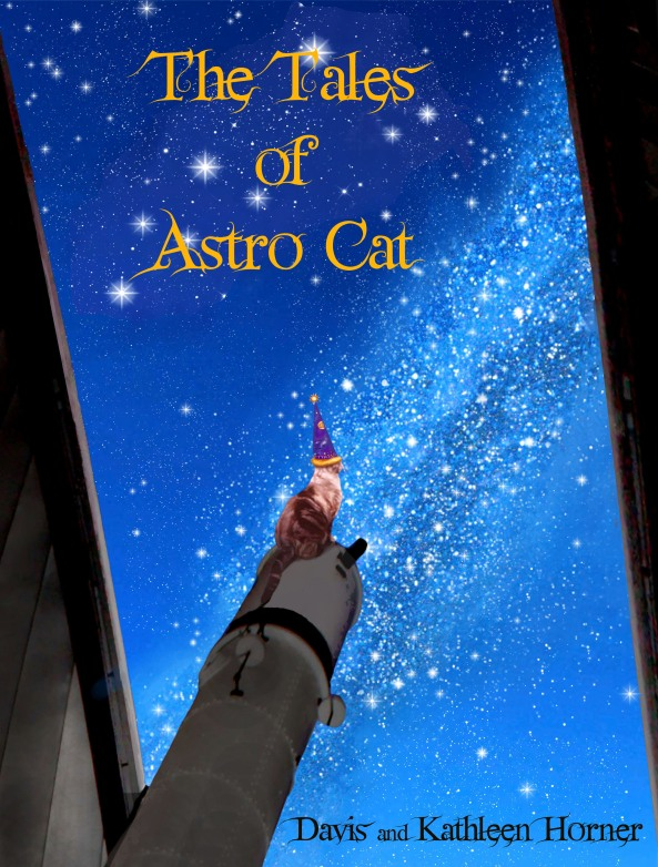 TAles of Astro Cat Book Cover FINAL EDIT