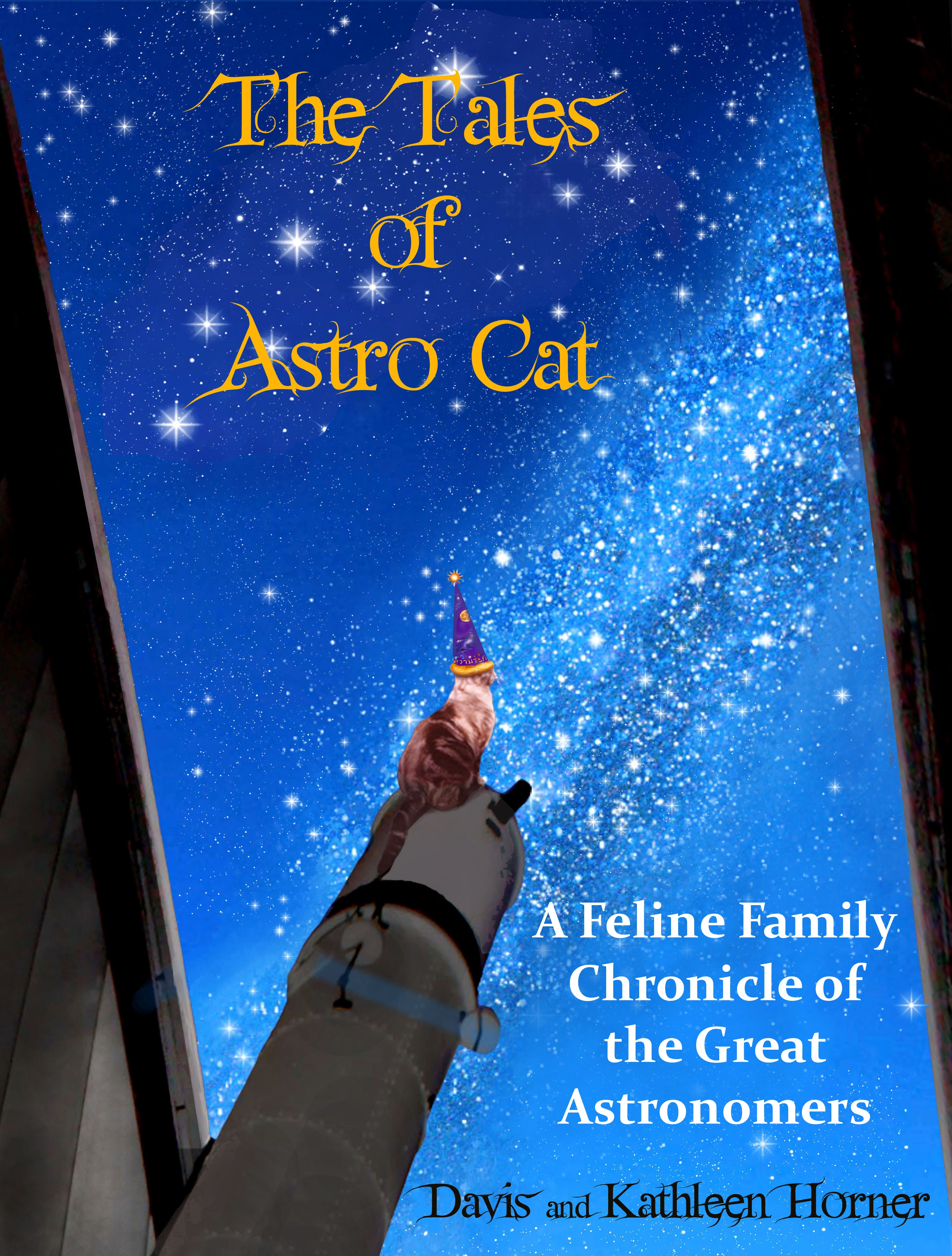 Book Cover Illustrations For Sale : Book cover illustration astrocat